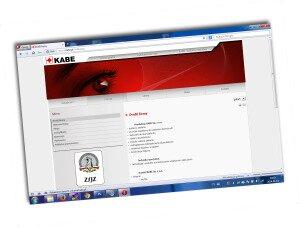 strona i sklep internetowy Kabe Mikołów